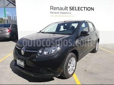 Foto venta Auto usado Renault Logan Zen (2018) color Negro precio $165,000