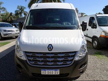 Foto Renault Master - usado (2019) color Blanco precio $1.950.000