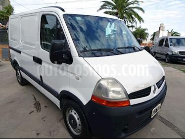 Foto venta Auto usado Renault Master - (2012) color Blanco precio $555.000