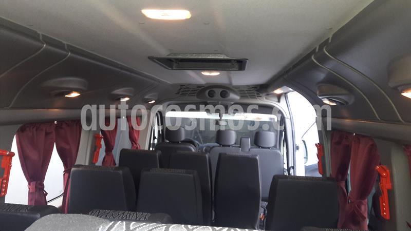 Renault Master Mini Bus 2.5 TD Ac usado (2019) color Blanco precio $2.750.000