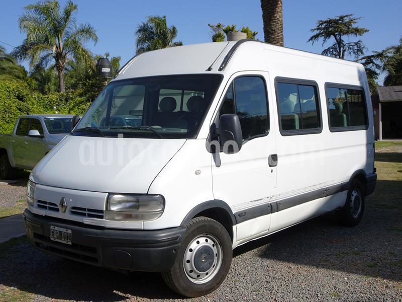 Renault Master Mini Bus usado (2007) color Blanco precio $1.100.000