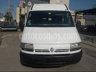 Renault Master Mini Bus 2.5 TD Ac usado (2009) color Blanco precio $825.000