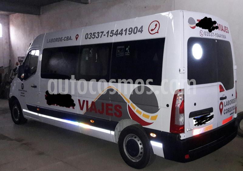 Renault Master Mini Bus 2.5 TD Ac usado (2019) color Blanco precio $3.158.000
