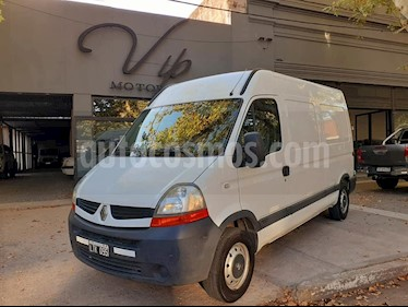 Renault Master Furgon TD Larga Aa (L3H2) usado (2012) color Blanco precio $1.200.000