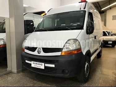 Foto venta Auto usado Renault Master Furgon Corto 2.5 TD Confort (2011) color Blanco Glaciar precio $550.000