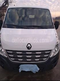 Renault Master Furgon L1H1 Ac usado (2018) color Blanco Glaciar precio $1.190.000