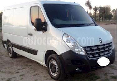 Foto venta Auto usado Renault Master Furgon L1H1 (2015) color Blanco Glaciar precio $700.000