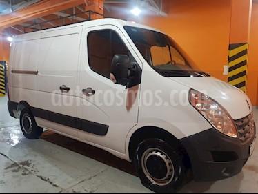 Foto venta Auto usado Renault Master Furgon L1H1 (2018) color Blanco Glaciar precio $1.060.000