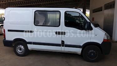 Foto venta Auto usado Renault Master Furgon L3H2 (2010) color Blanco Glaciar precio $320.000