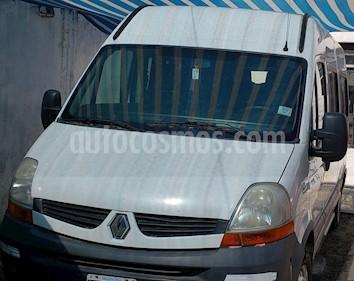 Renault Master Mini Bus 2.5 TD Ac usado (2013) color Blanco precio $1.100.000