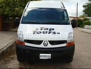 Foto venta Auto usado Renault Master Mini Bus 2.5 TD Ac (2009) color Blanco precio $600.000