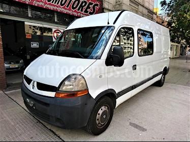 Foto venta Auto usado Renault Master RENAULT MASTER DCI 120 PH3 L3H2 2010 CARPS (2010) color Blanco precio $550.000