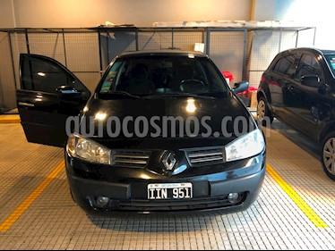 Foto venta Auto usado Renault Megane II 1.6 Luxe (2009) color Negro precio $198.000