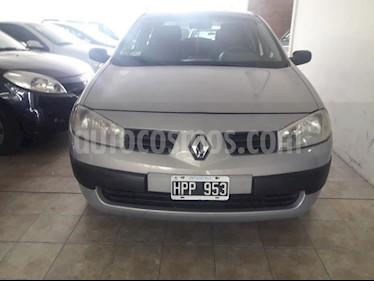 Foto venta Auto usado Renault Megane II 1.6L Confort Plus (2008) color Gris Claro precio $117.000
