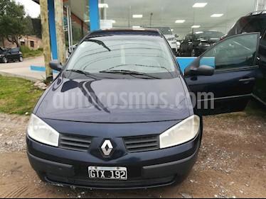 Foto Renault Megane II 1.6L Confort usado (2007) color Azul precio $175.000