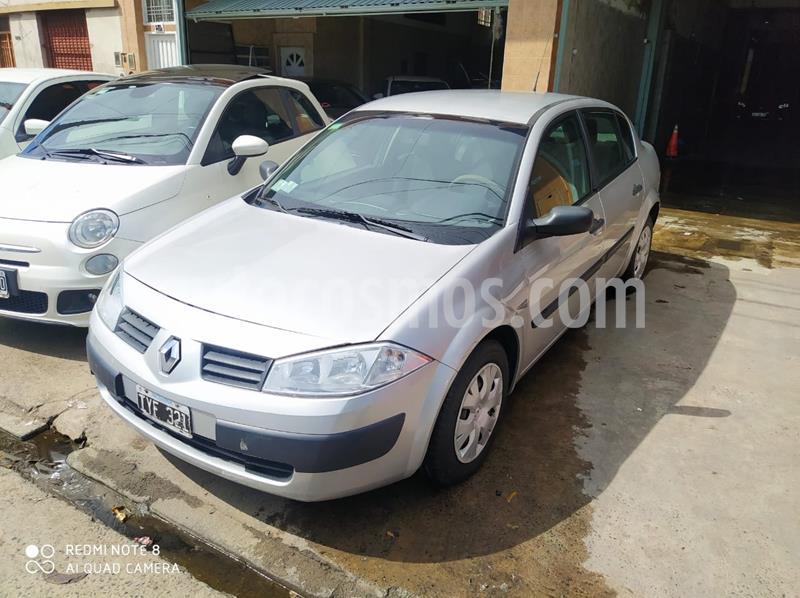 Renault Megane II 1.6 Confort usado (2010) color Gris precio $430.000
