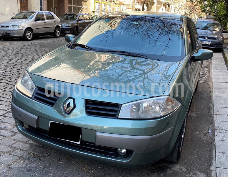 Renault Megane II 2.0 Luxe usado (2007) color Gris precio $420.000