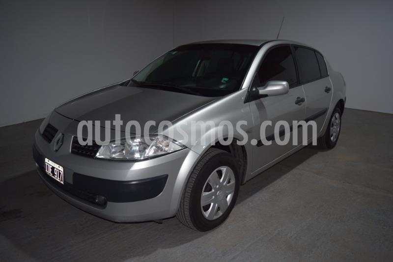 Renault Megane II 1.6 Confort Plus usado (2009) color Gris Claro precio $550.000