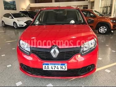 Renault Megane II Tric 1.6 Expression usado (2016) color Rojo precio $450.000