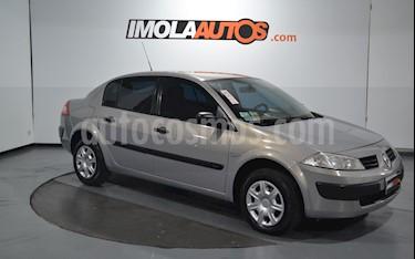 Renault Megane II 1.6 Confort usado (2009) color Gris precio $270.000