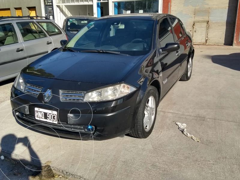Renault Megane II 2.0 Privilege usado (2008) color Negro precio $590.000