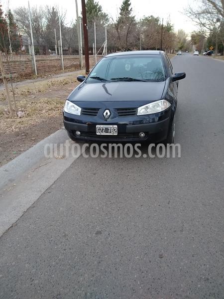 Renault Megane II 1.6 Confort Plus usado (2008) color Azul precio $320.000