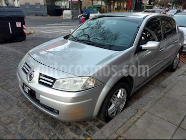 Renault Megane II 2.0 Privilege usado (2009) color Plata precio $329.000