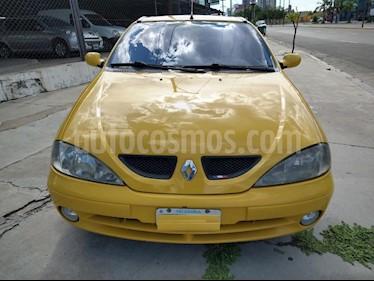 Renault Megane II L Coupe usado (2001) color Amarillo precio $270.000