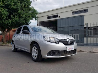 Renault Megane II Tric 1.6 Expression usado (2017) color Gris Claro precio $515.000