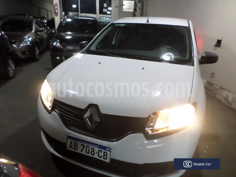 Renault Megane II Tric 1.6 Expression usado (2017) color Blanco precio $560.000