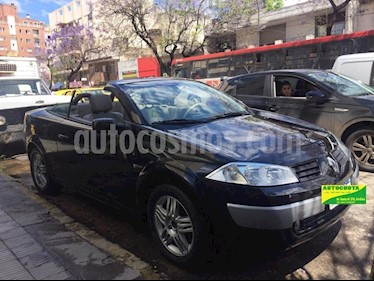 Foto venta Auto usado Renault Megane II Bic 2.0L (2004) color Negro precio $400.000
