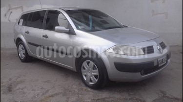 Renault Megane II Grand Tour 1.6 Confort Plus usado (2009) color Gris precio $200.000