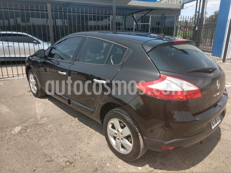 Renault Megane III Privilege usado (2012) color Negro precio $630.000