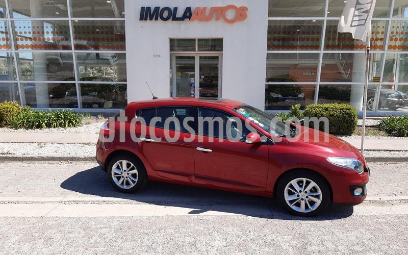 Renault Megane III Privilege usado (2014) color Rojo precio $790.000