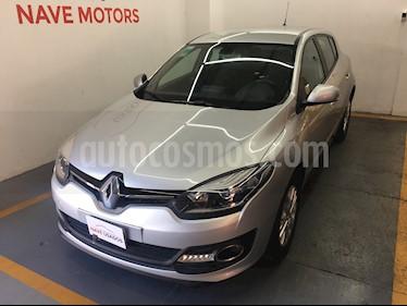 Renault Megane III Luxe Pack usado (2015) color Gris precio $588.000