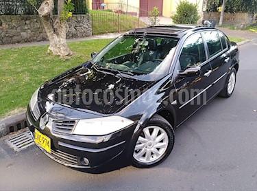 Foto venta Carro Usado Renault Megane ll Hatchback 2.0L Dynamique (2007) color Negro precio $18.900.000