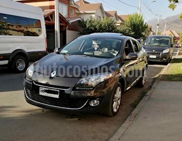 Renault Megane lll 2.0 Dynamique Pack  usado (2014) color Marron precio $6.290.000