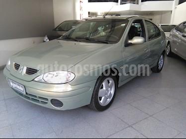 Foto venta Auto Usado Renault Megane - (2005) color Verde precio $132.000