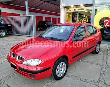 Foto venta Auto usado Renault Megane 1.6 Unique (2001) color Rojo precio $130.000