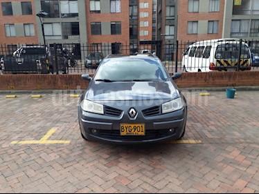 Foto venta Carro usado Renault Megane 2000 (2007) color Gris precio $21.000.000