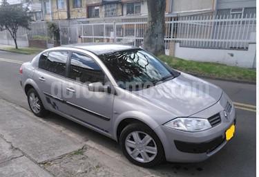 Foto venta Carro usado Renault Megane 2000 (2006) color Plata precio $15.500.000