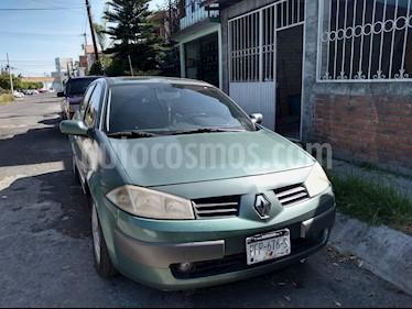 Foto venta Auto usado Renault Megane 2.0L 4P Comfort (2005) color Verde precio $51,000