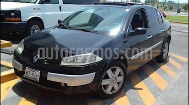 Renault Megane 2.0L 4P Expression Aut usado (2005) color Negro precio $50,000