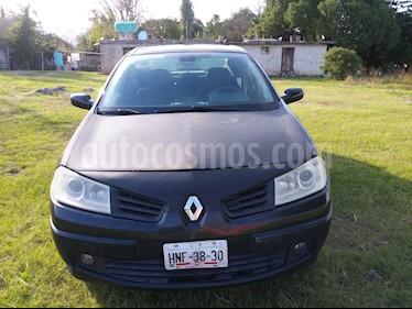 Foto venta Auto usado Renault Megane 2.0L 4P Expression (2008) color Negro precio $63,000