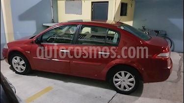 Renault Megane 2.0L 5P Authentique  Aut usado (2009) color Rojo precio $70,000