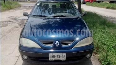Foto venta Auto usado Renault Megane 2.0L 5P Authentique (2003) color Azul precio $29,000
