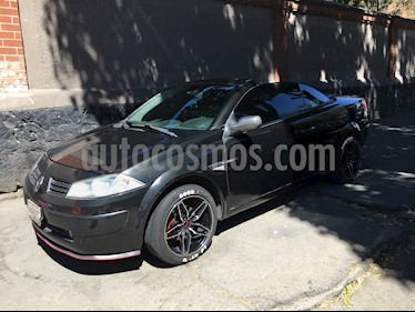 Foto venta Auto usado Renault Megane 2.0L CC (2006) color Negro precio $105,000