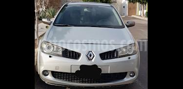Foto venta Auto usado Renault Megane 2.0L Sport (2007) color Plata precio $90,000