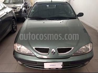 Renault Megane - usado (2007) color Verde precio $195.000