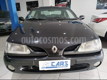 Renault Megane Coupe 1.6 usado (2000) color Negro precio $230.000